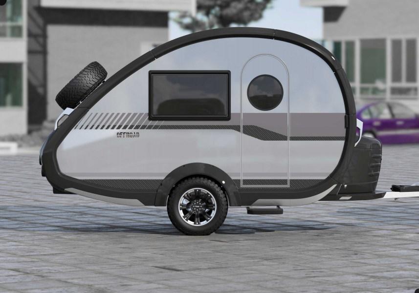 320 RS OffRoad | Caravans | Caravanest